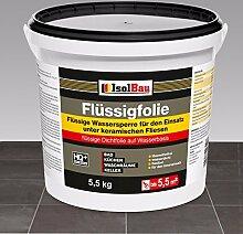 5.5 kg Flüssigfolie, Dichtfolie, Bad, Dusche,