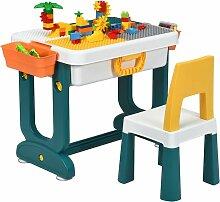 5 in 1 Kinder Aktivit?tstisch Spieltisch