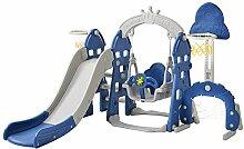 5 in 1 Kinderrutsche Spielturm Rutsche Kinder