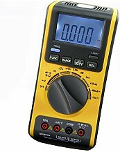 5-In-1 Multimeter with LUX DB Temperature RH AC DC by Gain Express