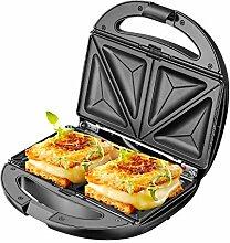 Sapir Sandwichmaker Haftfrei Marmor Frühstück Toaster SP 1442 AFM Schwarz