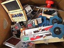 5 kg Baumarkt Paket Werkzeug Zubehör Sonderposten