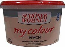5 L Schöner Wohnen my Color, Wandfarbe, Peach Matt (2,99EUR/L)