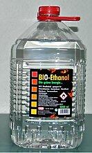 5 Liter Bioethanol ,96% Bio Alkohol, die grüne