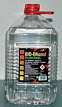 5 Liter Bioethanol,96% Bio Alkohol, die grüne