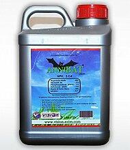 5 Liter flüssig Fledermausdünger Bio Dünger Bat