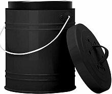 5 Liter Küchen Bio Mülleimer und geruchsdichter