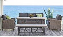 5-Sitzer Lounge-Set Iga