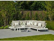 5-Sitzer Lounge-Set Surratt Garten Living