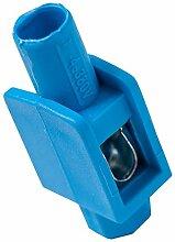 5 Stk. Einzelklemme Dosenklemmen Klemmen 1-4mm2 blau Kabelanschlüsse Klemme Verteilerdosenklemme 091-06 ViPlast 3986