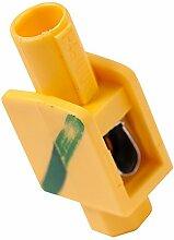 5 Stk. Einzelklemme Dosenklemmen Klemmen 1-4mm2 gelb-grün Kabelanschlüsse Klemme Verteilerdosenklemme 091-07 ViPlast 3993