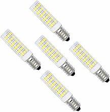 5 Stück 7W E14 LED Lampe Leuchtmittel Glühbirne