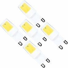 5 Stück COB G9 LED Lampe Birne Leuchtmittel 2.5W