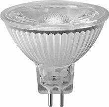 5 Stück LED Lampe MR16 5 Watt GU5.3 Strahler Spot