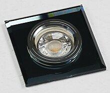 5 Stück MCOB LED Glas Einbaustrahler Tristan 12