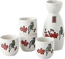 5 Stücke Chinesische Teetasse Keramik Japanische