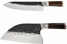 5 stücke Küchenchef Messer Set geschmiedet