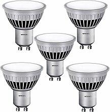 5 StückMarilux® 4.8W GU10 LED Lampe Spot