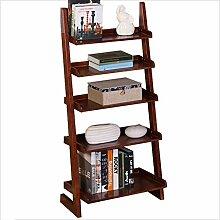 5-Tier Leiter Regal Bücherregal Bücherregal