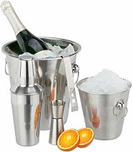 5-tlg. Cocktail-Set Schroer ClearAmbient