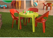 5-tlg. Kindersitzgruppe Rita
