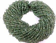 5Wallprint grün granat Edelstein Perlen, Stein