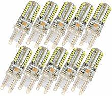 5 watt 10x G9 LED Leuchtmittel Lampe LED