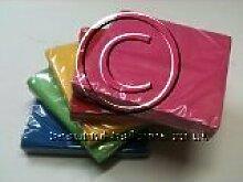5x 20Stück Getränke Servietten = 100(Pink,