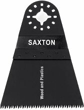 5x 65mm grob Cut Saxton Klingen fein