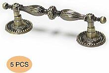 5 X Probrico Küchenschrank Türgriffe Möbelgriff Antike Bronze Möbelknopf PD2227AB90