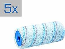 5 x STORCH Großflächenwalze Kern-Ø60mm Breite