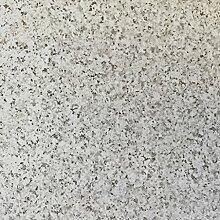 50 Bodenfliesen aus Vinyl: Grauer Granit,