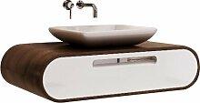 50 cm Aufsatzwaschbecken Manzanita Ebern Designs