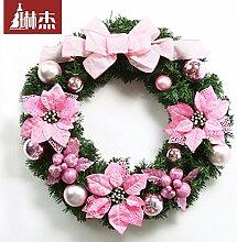 50 cm Koreanischen rosa Farbe Weihnachten