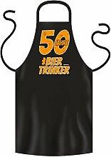 50 Jahre BIER TRINKER - Coole Grill- oder