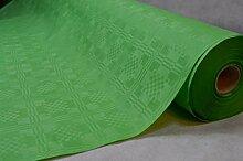50 Meter Lang 100 Cm Breit Farbe: Oliv Tischdecke
