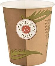 50 PAPSTAR Einweg-Kaffeebecher   0,2 l