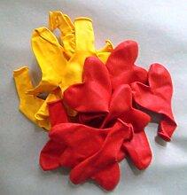 50 rot gelb