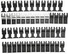 50 Stück Oszillierende Werkzeuge Oszillierende