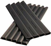 50 Stück PVC - Sichtschutzstreifen -