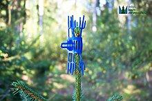 50 Stück Volk's Baum Verbissschutz- Schutz