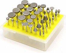 50 Stücke Diamant Beschichtetes Schleifen