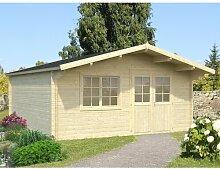 500 cm x 500 cm Gartenhaus Branchville Garten