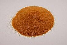 500g Farbige Sand Hochzeit Deko Sand orange Craft Fisch Tank sand (RU1–23J)