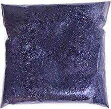500g violett metallic Pailletten Ultra Fine Weinglas Art und Nail Art Craft Scrapbooking ungiftig