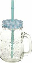 500 ml Getränke-Einmachglas ClearAmbient Farbe: