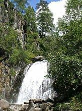 500 Watt Bildheizung Infrarotheizung Flachheizung Elektroheizung Infrarotheizpaneel Heizpanel (Wasserfall)