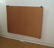 500 Watt Bildheizung Infrarotheizung Flachheizung Elektroheizung Infrarotheizpaneel Heizpanel (dekor 500 Watt)