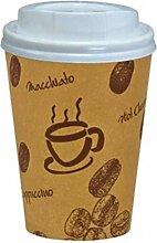 5000 Stk. Kaffeebecher Premium Coffee to go mit