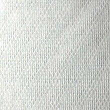 50m² Glasfasertapete Doppelkette VORGESTRICHEN